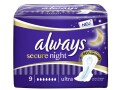 Always Ultra Binde Secure Night 9