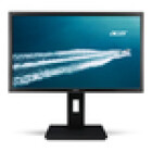 "Acer B246HL - LED monitor - 24"" - 1920 x 1080 Full HD (1080p) - TN - 250 cd/m² - 5 ms - DVI, VGA, DisplayPort - speakers - dark grey"