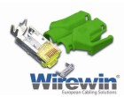 Wirewin Hirose Stecker TM31, 10er Pack, CAT6A
