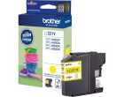 Tinte Brother LC-221Y, yellow