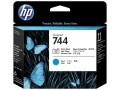 Hewlett-Packard  HP Printhead, 745 black and cyan
