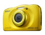 Nikon Coolpix W100 gelb, 13 MP
