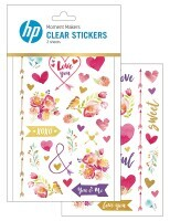 Hewlett-Packard HP Moment Makers 6RW45A Clear