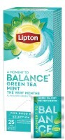 LIPTON Mint Green Tea 590366 25