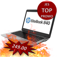 "TOP PROMO - HP EliteBook 840 G1 i5-4300U SSD ""refurbished"""