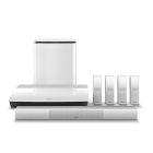 Bose Home Entertainment System Lifestyle 650 weiss