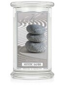 Kringle Candle Large Classic Jar - 2 Docht - Mystic Sands