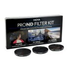 Hoya 82,0 PRO ND Filter Kit 8/64/1000 Filterset