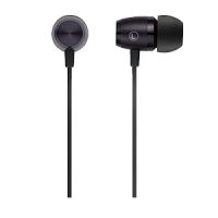 AGM Earphone - 3.5mm line contro -, Black
