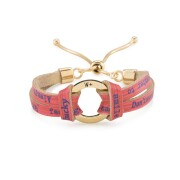 We Positive Armband Circle - VOLK ROSSO