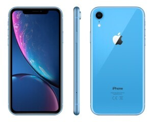 Apple iPhone XR, Blau, 128GB