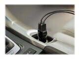Targus - Dual USB Car Charger For Media Tablets & Mobile Phones