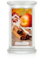 Kringle Candle Large Classic Jar -2 Docht - Spiced Apple