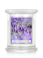 Kringle Candle Medium Classic Jar - 2 Docht - French Lavender