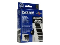 BROTHER LC1000BK Ink black 500pages