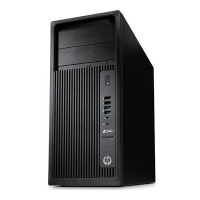 "HP Z240 Workstation TWR Xeon E3-1270 v5 SSD ""refurbished"""