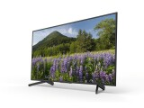 "Sony TV LED 4K 49"" KD49XF7005"