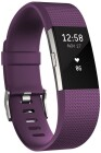 Fitbit Charge 2 - Activity Tracker - Plum - Small