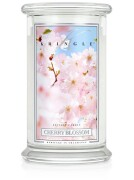 Kringle Candle Large Classic Jar -2 Docht - Cherry Blossom