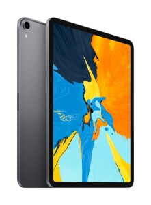 "Apple iPad Pro 11"", 512 GB, Space Grau, Liquid Retina Display, A12X Prozessor, USB-C, Wi-Fi"