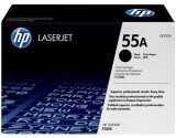 HP Toner 55A - Black (CE255A)