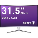 Wortmann TERRA LCD/LED 3280W silver/white CURVED