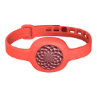 Jawbone UP Move, Ruby + Punch Slim Strap, Red