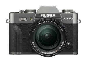 FUJIFILM X-T30 Kit XF 18-55mm Anthrazit
