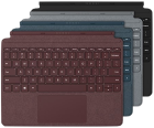 Microsoft Surface Go Signature Type Cover CH Layout Platin