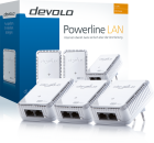 Devolo dLAN 500 duo Network Kit - Weiss