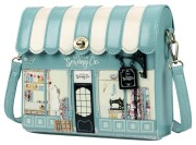 "Vendula London ""Sewing Shop"" Box Bag"