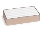 Alldock Ladestation Alu large gold-weiss