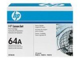 HP Toner 64A - Black (CC364A)