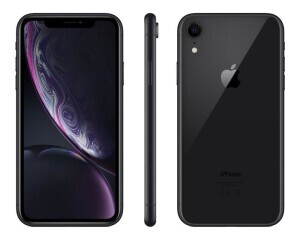 Apple iPhone XR, Schwarz, 256GB
