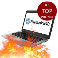 "TOP PROMO - HP EliteBook 840 G1 Notebook i7-4600U SSD ""refurbished"""