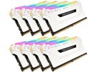 Corsair Vengeance RGB PRO White DDR4-RAM 3200 MHz 8x 16 GB