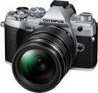 Olympus OM-D E-M5 Mark III Kit Silver (12-40 mm, 20.40MP, WLAN)