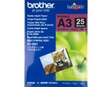 Brother Mattes Inkjetpapier A3, 25 Blatt