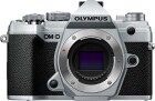 Olympus OM-D E-M5 Mark III Body Silver (20.40MP, WLAN)
