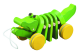 Plan Toys Tanzender Alligator