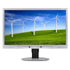 "PHILIPS 241B4L, 24"" LCD-Monitor, silber/schwarz ""refurbished"""