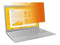 "3M Gold Privacy Filter - for 13.3"" Laptop with COMPLY Attachment System"