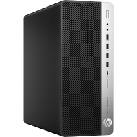 "HP EliteDesk 800 G3 MT i7-7700 2xSSD ""refurbished"""