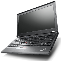 "LENOVO ThinkPad X230 i5-3320M SSD ""refurbished"""
