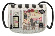 "Vendula London ""Biscuit Shop"" Mini Purse Bag"