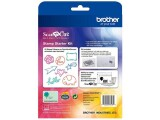 Brother Scanncut Starterkit Stempel