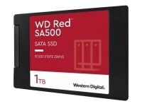 "Western Digital WD SSD 2.5"" 1TB Red / NAS"