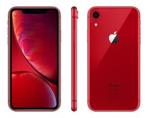 Apple iPhone XR, (PRODUCT) RED, 128GB