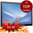 "TOP PROMO - PHILIPS 241S plus 24"" LED Backlit LCD-Monitor schwarz ""refurbished"""
