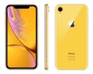 Apple iPhone XR, Gelb, 256GB